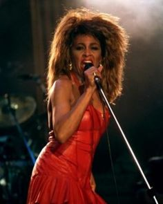 Tina Turner an American singer and actress whose career has spanned more than 50 years. She has won numerous awards and her achievements in the rock music genre have earned her the title ''THE QUEEN OF ROCK 'N' ROLL''
