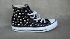 c0582b9ce477 Studded Converse Shoes