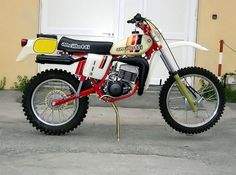 Free² Enduro Vintage, Vintage Motocross, Vintage Bikes, Sidecar, Motosport, Dirtbikes, Cars And Motorcycles, Retro, Dirt Biking