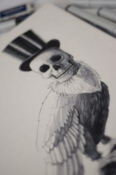 Sketch by Clint Studio, via Behance