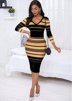 Latest Dress For Women, Office Dresses For Women, Party Dress Sale, Club Party Dresses, Elegant Dresses, Sexy Dresses, Dresses With Sleeves, Pretty Dresses, Bustle Dress