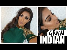 Indian/Pakistani Wedding GRWM - Get Ready with me - YouTube