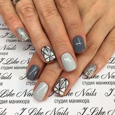 From general topics to more of what you would expect to find here, nail-art-stickers. Glam Nails, Fancy Nails, Love Nails, Beauty Nails, How To Do Nails, My Nails, Gorgeous Nails, Fabulous Nails, Pretty Nails