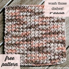 wash those dishes dishcloth