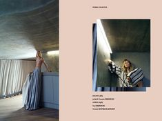 Stories Collective - Digital Connections  S.HE PHOTOGRAPHY - TANIA DOLVERS ART DIRECTION & STYLING - EFE I   MAKE UP - REBEKAH LIDSTONE   HAIR - EMMA SMALL MODELS - AMELIA AT NEVS MODELS & MAURITS AT SELECT MODEL MANAGEMENT DESIGN - ELIANA DEDDA TROUSERS - SCOTTACUS ANTHONY