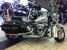 Harley-Davidson 2011 Heritage Softail® Classic Just $14,990!