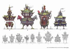 Feng Zhu Design: Entertainment Designs: FZD Students, Term 3