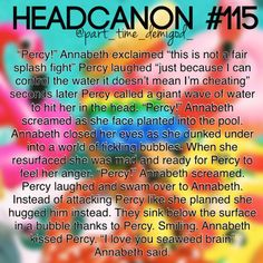 Percy Jackson Annabeth Chase, Percy Jackson Head Canon, Percy Jackson Ships, Percy Jackson Quotes, Percy Jackson Fan Art, Percy And Annabeth, Percy Jackson Books, Percy Jackson Fandom, Rick Riordan Book Series