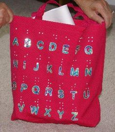 Make Your Own Braille Bag! | WonderBaby.org