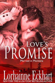 Warrior Woman Winmill: Love´s Promise.(Married In Montana #2) by Lorhainne Eckhart. Release.