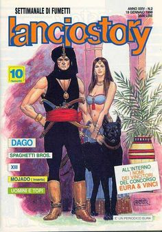 Lanciostory #199802