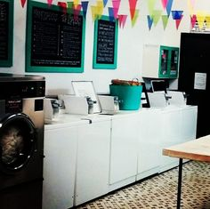 We are a cute vintage beachy clean bright seasidey laundromat in Burleigh Heads on the Gold Coast Australia. Coin Change Machine, Gold Coast Australia, Home Appliances, Victoria Australia, Park, Drop, Bright, Facebook, Twitter