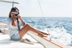 For Fashion Bloggers, Fancy Vacations Are Just Part of the Job