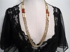 Sarah Coventry Applause Vintage Necklace by ChellesJewels on Etsy, $10.00