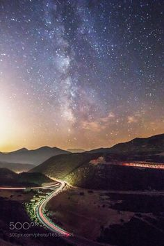 milky way  Milky way..  Camera: Canon EOS 70D Lens: 10-24mm Focal Length: 11mm Shutter Speed: 36sec Aperture: f/3.5 ISO/Film: 3200  Image credit: http://ift.tt/2aDdbCE Visit http://ift.tt/1qPHad3 and read how to see the #MilkyWay  #Galaxy #Stars #Nightscape #Astrophotography
