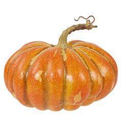 Pumpkin Decor 8.5''x8.5''x6.5''