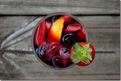 Easy Sangria Recipe adult-beverages