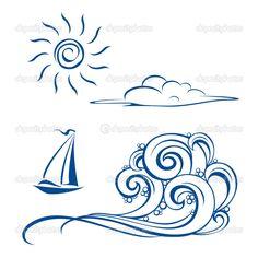 yelkenli kayık çizimleri - Google'da Ara