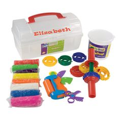 Kids Modeling Dough Playset with Tools