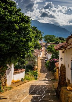 """New Photos """"South America"""" : Barichara, Colombia Colombian Cities, Travel Around The World, Around The Worlds, Places To Travel, Places To Go, Colombia Travel, Cali Colombia, Travel And Tourism, Beautiful Places To Visit"""