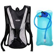8e51e1758cae West Bking 2L Tpu Bicycle Climbing Camping Sports Mouth Water Bladder Pack  Backpack Bag Hydration Cycling