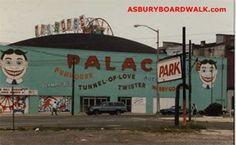 The Palace Amusements in Asbury Park NJ. Knut Masco's photo.