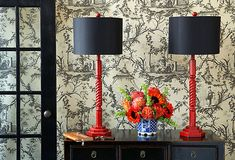 Decorating with Lamps