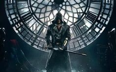 assassin's creed syndicate Canvas Wall Poster