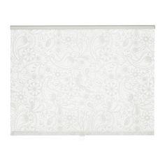IKEA LISELOTT Rollo in weiß; (120x195cm) Jalousie Jalousien Rollladen in Möbel & Wohnen, Rollos, Gardinen & Vorhänge, Jalousien & Rollos | eBay
