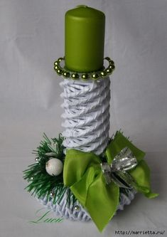 Holiday Crafts, Christmas Crafts, Christmas Decorations, Christmas Ornaments, Hobbies And Crafts, Diy And Crafts, Arts And Crafts, Corn Dolly, Paper Furniture