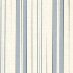 The Wallpaper Company 56 sq. ft. Blue Pastel Linen Multi Stripe Wallpaper-WC1283908 at The Home Depot