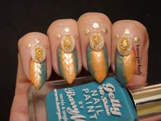 I like making artsy nail art, the type that does not stay in the borders of the nail beds. I like using my nail art supplies for that or e. Nail Art Supplies, My Nails, Artsy, Painting, Paintings, Draw, Drawings
