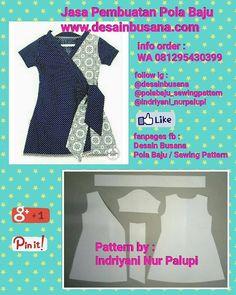 @Regrann from @polabaju_sewingpattern - Pola dress anak pesanan client yang sudah jadi 😍 Yang mau order pola buat persiapan bisnis baju menjelang lebaran boleh inbox / dm yaa say....bisa request model dan ukuran lho....😉 #jasapola #jasapolaonline #jualpolaonline #jualpolabaju #jualpolainstan # #jasapembuatanpola #patternmaker #patterndesigner #patterndrafter #jualpolabaju #jualpoladress #poladress #poladressanak #dressanak #onlineshop #butik #makloon #diy #fashionkids #kidsfashion… Kids Dress Patterns, Kids Clothes Patterns, Sewing Patterns For Kids, Baby Kids Clothes, Clothing Patterns, Fashion Kids, Fashion Sewing, Kimono Sewing Pattern, Pants Pattern