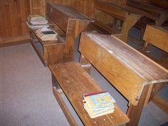 School Desks from the 18th century