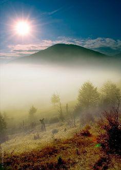 #Hiking in the Ukrainian #Carpathians Mountains