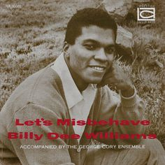 """Billy Dee Williams' 1961 record album, """"Let's Misbehave"""" In the and he was the one. I didn't know he sang too. Billy Dee Williams, The Longest Journey, Soul Train, Martial Artist, Teaching History, My Heritage, Famous Faces, Beautiful Men, Beautiful People"""