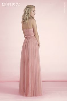 Kelsey Rose Bridesmaid Style 50095