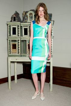 Roland Mouret Resort 2015 - Collection - Gallery - Style.com
