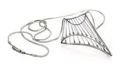 CIRCULAIRE Bridge, Silver, Jewellery, Jewelry Ideas, Contemporary, Jewels, Bridge Pattern, Schmuck, Bridges