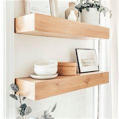 Box Shelves, Storage Shelves, Wall Shelves, Shelving, Shelf, Rustic Industrial, Rustic Wood, Wood Floating Shelves, Rustic Walls