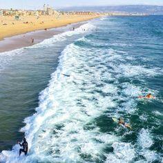 Hermosa Beach in Hermosa Beach, CA