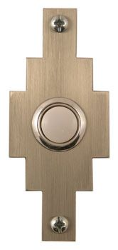 waterwood hardware stainless steel santa fe shape doorbell from cabinet knobs and more cascadia hardware distributors c125 shaped