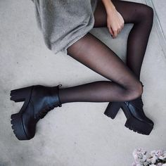 My grunge fashion — the-fashion-fantasy: fashion / hipster / grunge