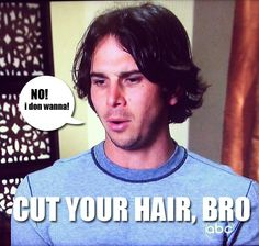 Haircuts. Don't boycott them.