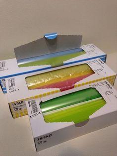 IKEA ISTAD Plastic Resealable Ziplock Storage Bags - Freezer Sandwiches Food in Home, Furniture & DIY, Storage Solutions, Storage Bags | eBay