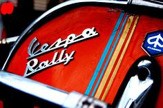 Vespa rally Vespa, Rally, Vintage Art, Wasp, Hornet, Vespas