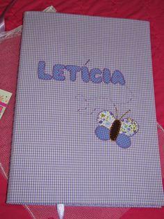 Presentes Que Encantam: Que a pasta de bebê da Letícia guarde lindas lembr...