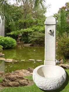 Fontaine En Pierre sur Pinterest  Fontaines De Jardin, Fontaines ...