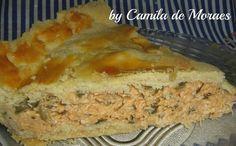 Empadão de nata: Camila de Moraes - Espaço das delícias culinárias