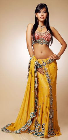 Lovely Saree & Blouse
